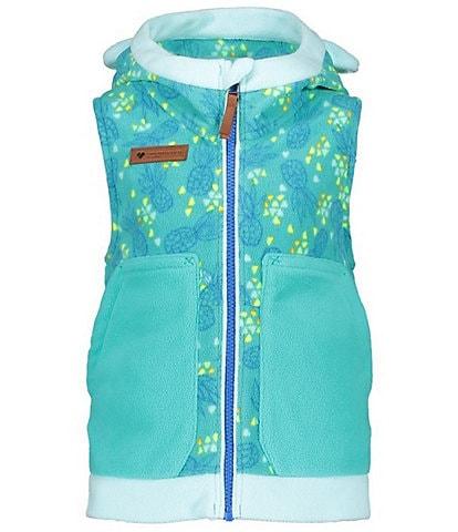Obermeyer Little/Big Girls 1-8 Logan Snow Ski Fleece Vest