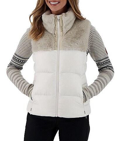 Obermeyer Maxine HydroBlock® Classic Toray® Airtastic™ Down Vest