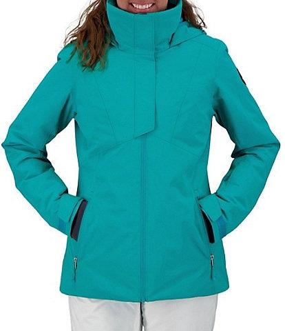 Obermeyer Nevara 3-In-1 System HydroBlock® Pro VX Comfort® Ultralite Convertible Ski Jacket to Vest
