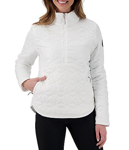 Obermeyer PWR HydroBlock® Classic Quilted Faux Down Pullover