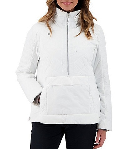 Obermeyer Rhiannon HydroBlock® Sport Thermore® Ecodown® Hooded Anorak Jacket