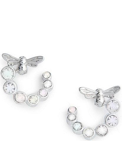 Olivia Burton Bejeweled Lucky Bee Stud Earrings