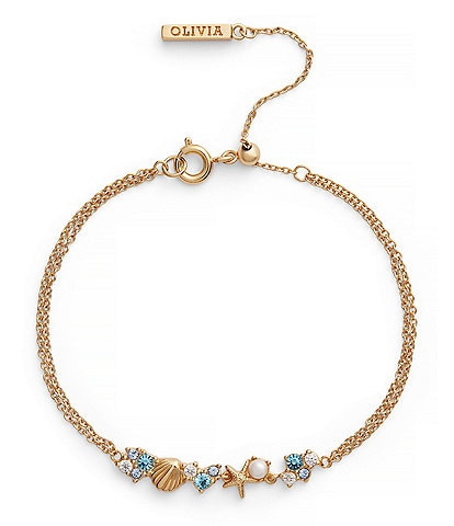 Olivia Burton Under The Sea Chain Bracelet