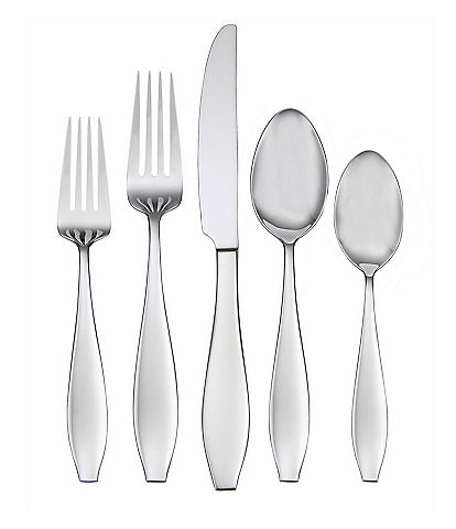 Oneida Comet 45-Piece Stainless Steel Flatware Set