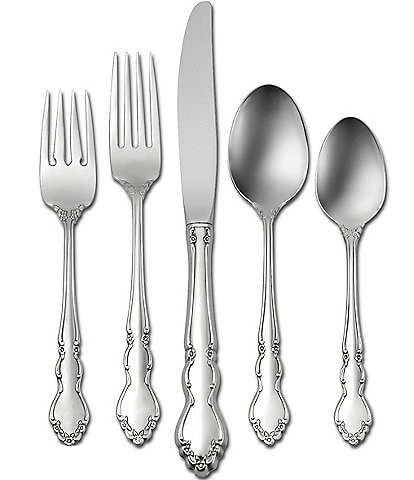 Oneida Dover 20-Piece Stainless Steel Flatware Set