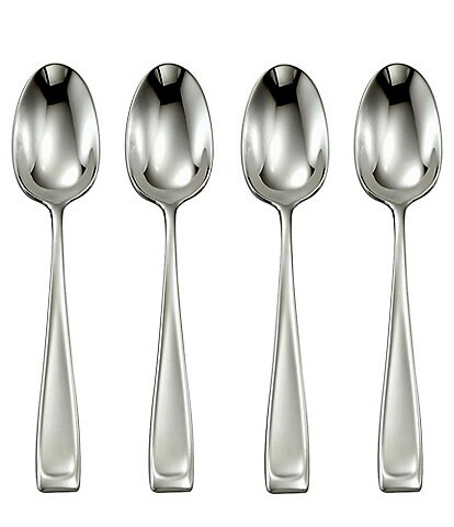 Oneida 4-Piece Moda Stainless Steel Dinner Spoon Set