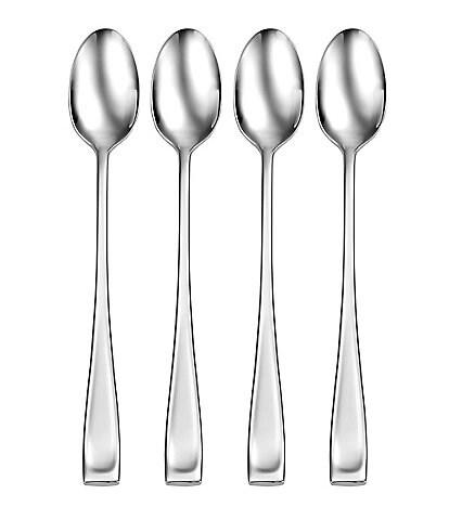 Oneida 4-Piece Moda Stainless Steel Iced Tea Spoon Set
