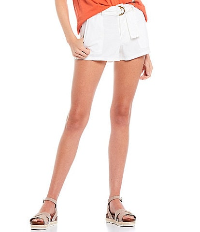 O'Neill Cambridge High Rise Woven Shorts