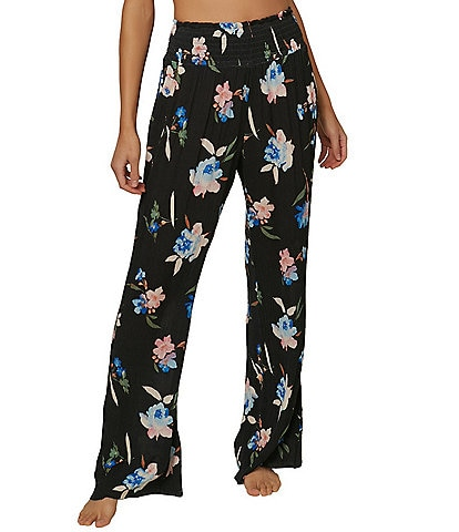 O'Neill Johnny Pull-On Woven Floral Pants