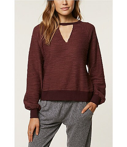 O'Neill Kennedy Bubble Sleeve Pullover