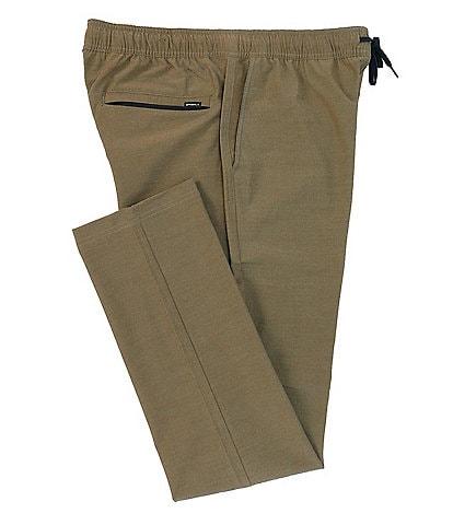 O'Neill Modern-Fit Venture Elastic-Waist Stretch Pants