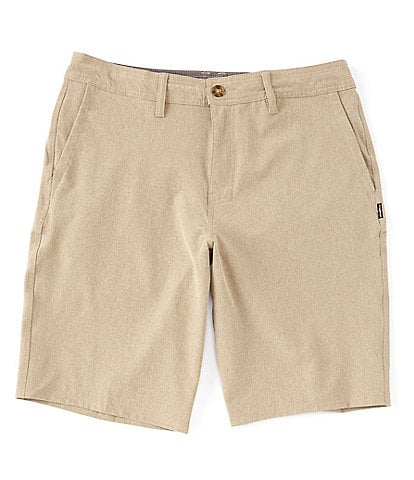 O'Neill Reserve Heather 21#double; Outseam Hybrid Shorts