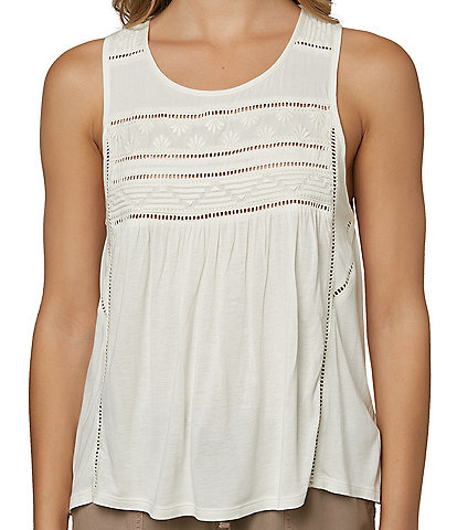 O'Neill Tokeen Embroidered Tank Top