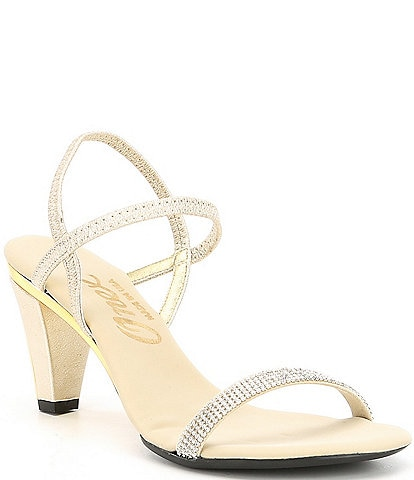 Onex Gold Womens Bridal Wedding Shoes Dillards