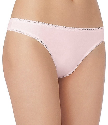 OnGossamer Cabana Cotton Low Rise Thong