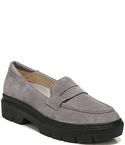 Original Collection by Dr. Scholl's Classy Suede Loafers