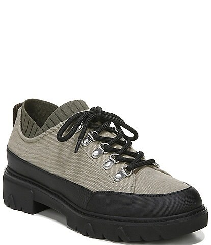 Original Collection by Dr. Scholl's Heist Water Resistant Canvas Lug Sole Sneakers
