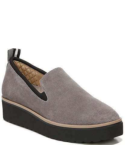 Original Collection by Dr. Scholl's Lexi Suede Platform Loafers