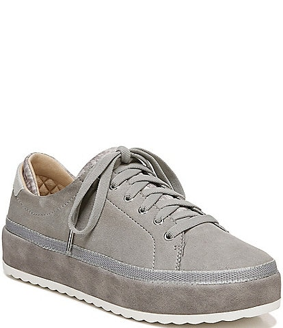 Original Collection by Dr. Scholl's Mellow Out Suede Platform Sneakers