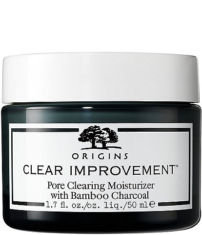 Origins Clear Improvement Pore Clearing Moisturizer with Salicylic Acid Acne Treatment