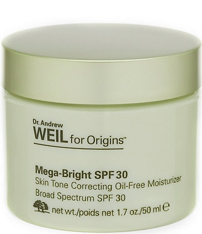 Origins Dr. Andrew Weil for Origins Mega-Bright SPF 30 Oil-Free Moisturizer