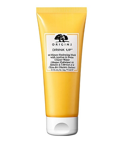 Origins Drink Up 10 Minute Hydrating Treatment Mask with Apricot & Swiss Glacier Water