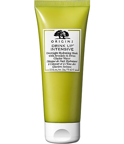 Origins Drink Up Intensive Overnight Hydrating Face Mask Treatment with Avocado & Swiss Glacier Water