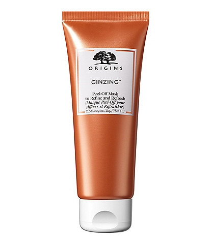 Origins GinZing Peel-Off Treatment Mask to Refine and Refresh