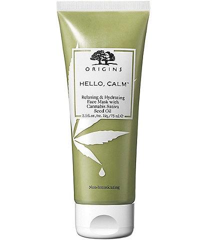 Origins Hello Calm Ultra-Hydrating Face Mask Treatment