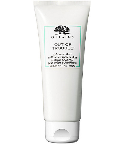 Origins Out of Trouble 10 Minute Treatment Mask to Rescue Problem Skin