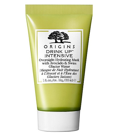 Origins Travel Drink Up Intensive Overnight Hydrating Face Mask with Avocado & Glacier Water