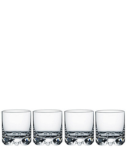 Orrefors Erik Old Fashioned, Set of 4