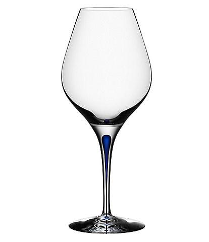 Orrefors Intermezzo Blue Aroma Wine Glass