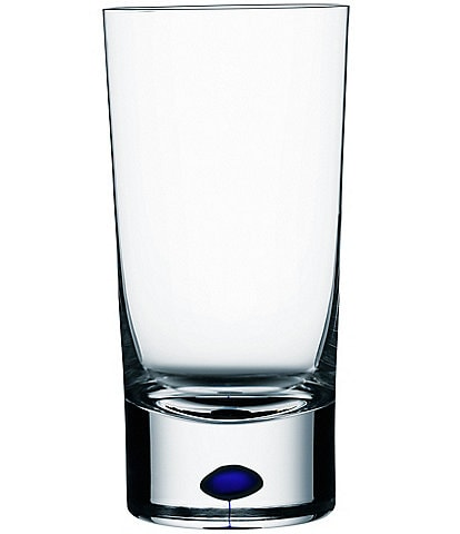 Orrefors Intermezzo Blue Drop Tumbler