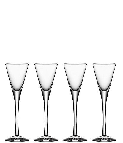 Orrefors More Schnapps Glass, Set of 4