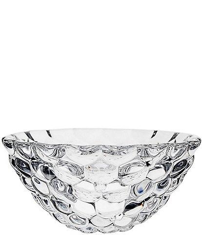 Orrefors Raspberry Decorative Bowl