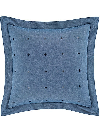 Oscar/Oliver Ellis Quilted Square Pillow
