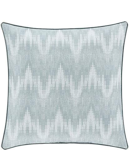 Oscar/Oliver Harlow Herringbone Square Pillow