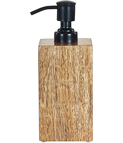 Oscar/Oliver Mason Wooden Lotion Dispenser
