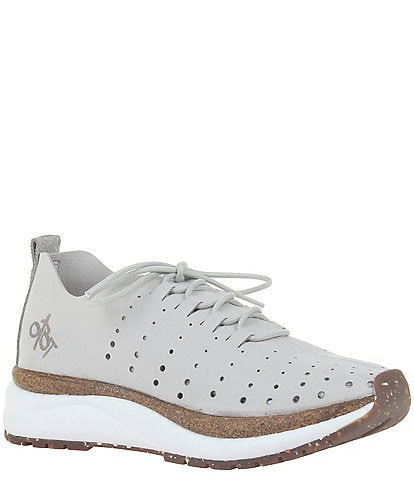 OTBT Alstead Perforated Suede Sneakers