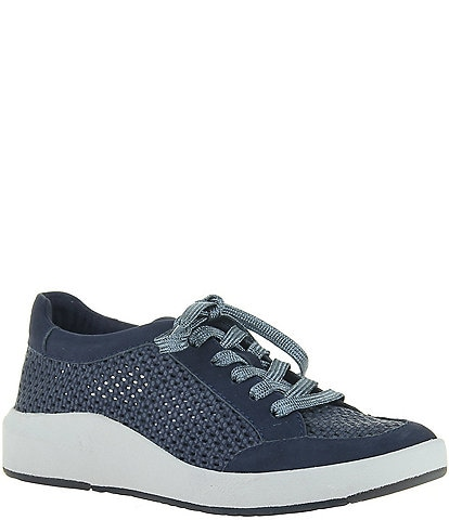 OTBT Forever Joyce Perforated Leather Sneakers