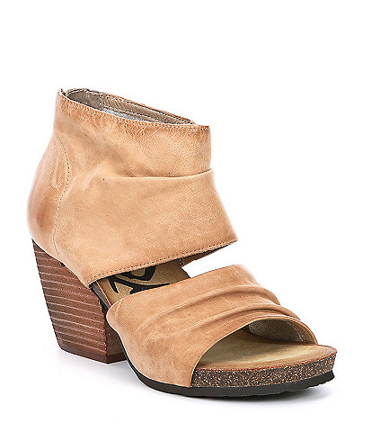 OTBT Patchouli Leather Sandals