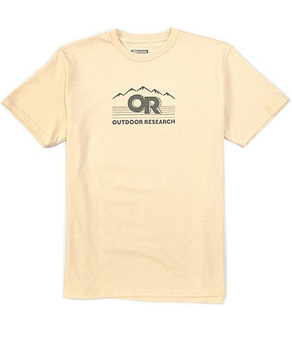 Outdoor Research Advocate Short-Sleeve Organic Materials Tee