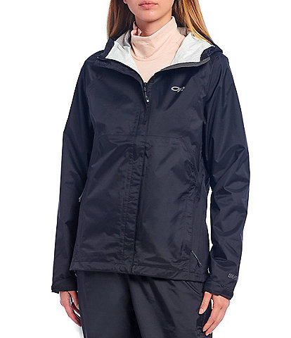Outdoor Research Apollo Adjustable Hood Rain jacket