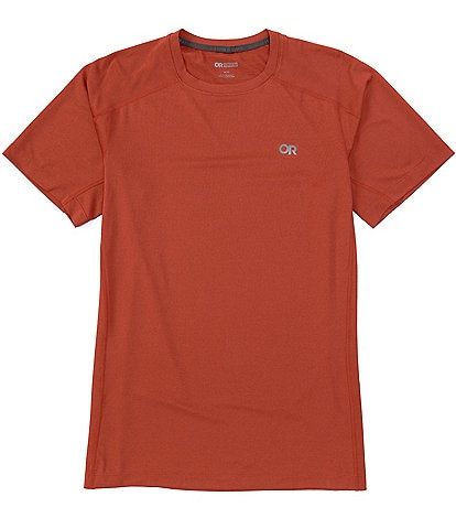 Outdoor Research Argon Performance Stretch Short-Sleeve Recycled Materials Tee