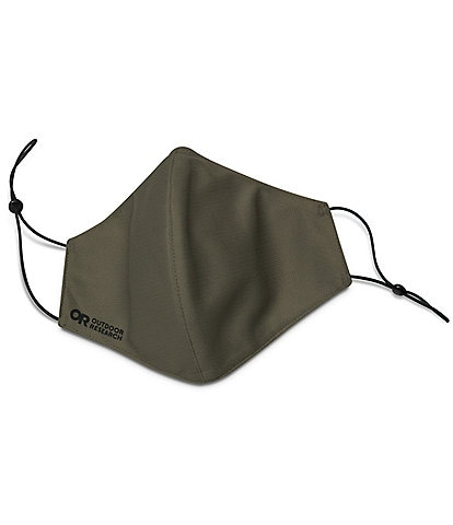 Outdoor Research Essential Adjustable Cloth Face Mask with Filter Kit