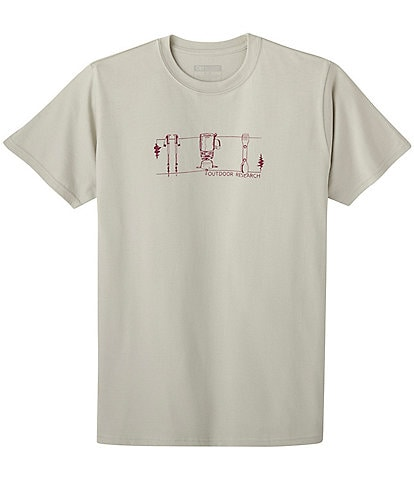 Outdoor Research Toolkit Short-Sleeve Organic Materials Tee