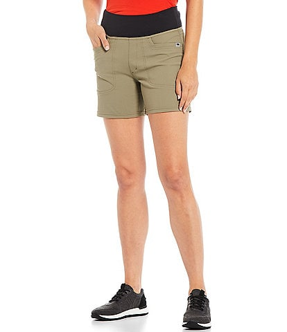 Outdoor Research Zendo 5#double; Wide Knit Waistband Shorts