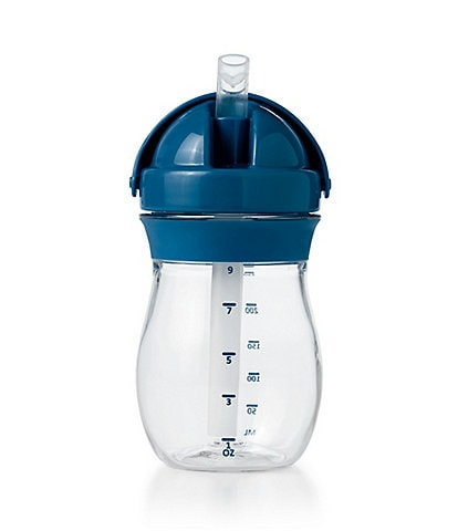 OXO Tot Baby Feeding Transitions Straw Sippy Cup 9 oz