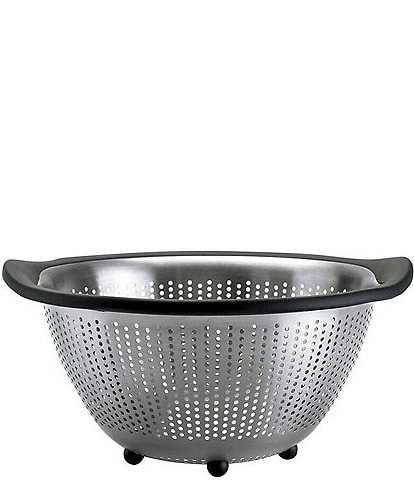 OXO International 5-Quart Stainless Steel Colander